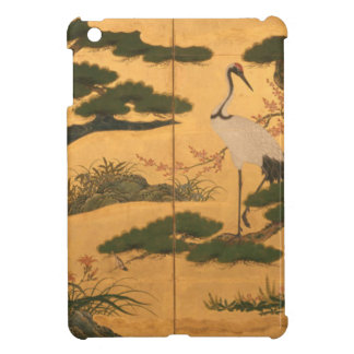 Birds and Flowers of the Four Seasons iPad Mini Case