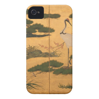 Birds and Flowers of the Four Seasons iPhone 4 Covers