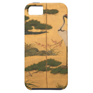 Birds and Flowers of the Four Seasons iPhone 5 Cases