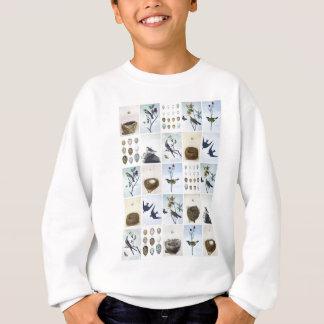 Birds and Nests Sweatshirt