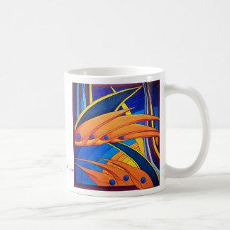 """Birds and Paradise"" Coffee Mug"