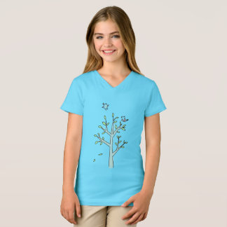 Birds and Tree T-Shirt