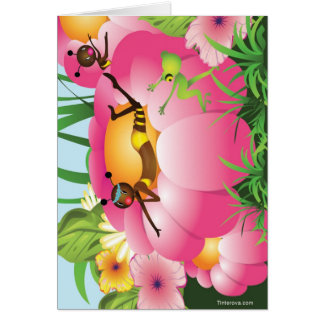 Bird's&Bees Card