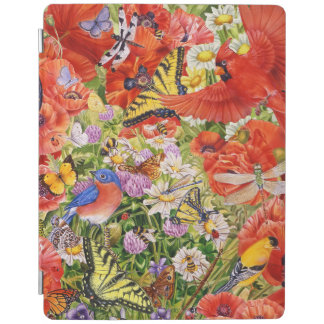 Birds, Butterflies iPad 2,3,4 Smart Cover iPad Cover