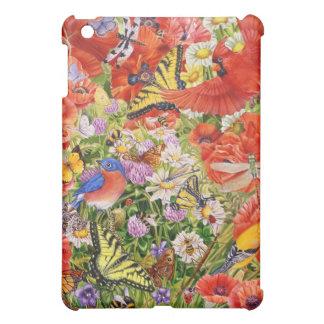 Birds, Butterflies Matte iPad Mini Case