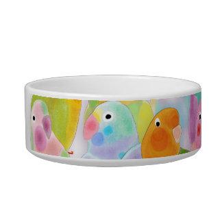 Birds! Cat Water Bowls