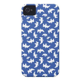 Birds Drawing Pattern Design Case-Mate iPhone 4 Case
