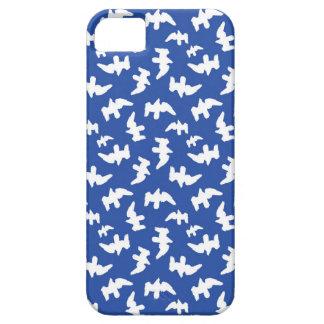 Birds Drawing Pattern Design iPhone 5 Case