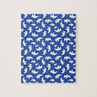 Birds Drawing Pattern Design Puzzle