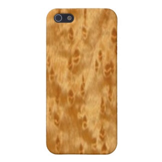 Birds Eye Maple iPhone 5 Cases