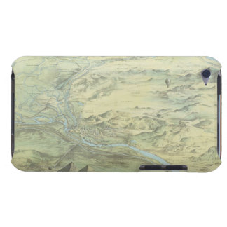 Bird's Eye View of Cairo iPod Case-Mate Cases