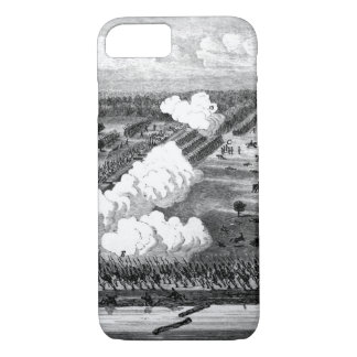 Bird's-Eye View of the Battle near New Orleans, Ja iPhone 7 Case