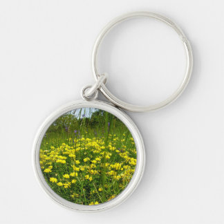 Birds-foot Trefoil Key Ring