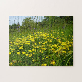 Birds-foot Trefoil Photo Puzzle