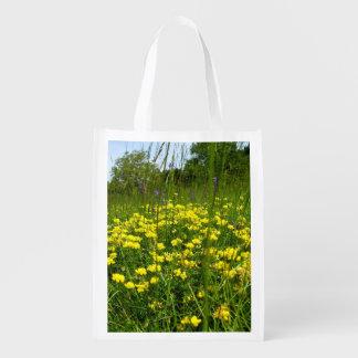 Birds-foot Trefoil Reusable Bag