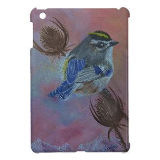 Birds  Golden-crowned Kinglet iPad Mini Cover