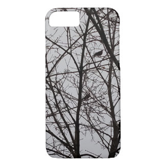 Birds In A Tree iPhone 8/7 Case
