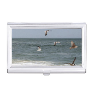 Birds In Flight by Shirley Taylor Case For Business Cards