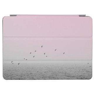 Birds in fog iPad air cover