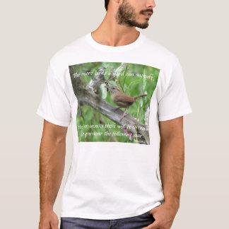 Birds in Gardens T-Shirt