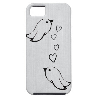 Birds In Love iPhone 5 Cover
