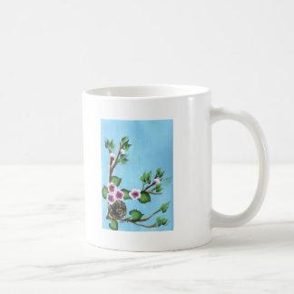 Birds In Nest mug