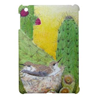 Birds in the desert iPad mini cases