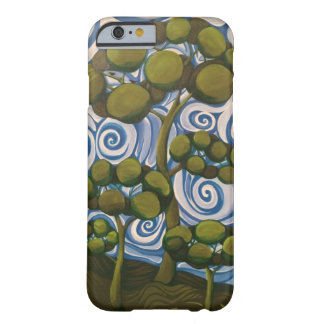 Birds in Trees Barely There iPhone 6 Case