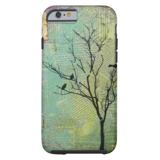 "Birds in Trees ""Need"" Tough iPhone 6 Case"