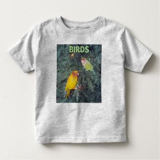BIRDS - kids shirt