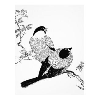 Birds Letterhead