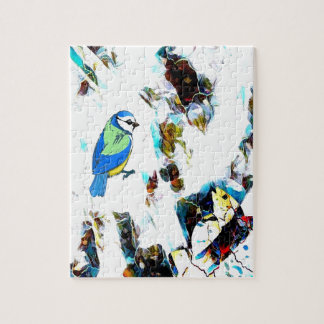 Birds Life by RT Mop Jigsaw Puzzle