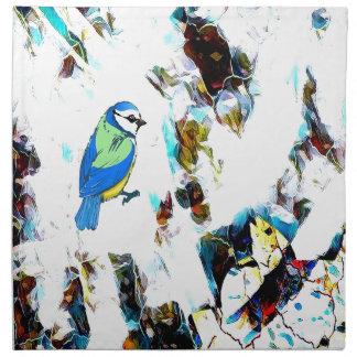 Birds Life by RT Mop Napkin