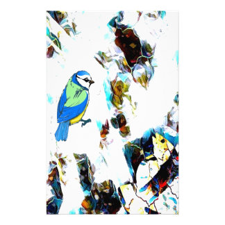 Birds Life by RT Mop Stationery