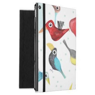 "Birds Mexican Cuteness iPad Pro 12.9"" Case"