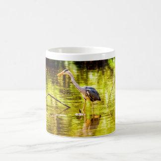 Birds Mug - Heron