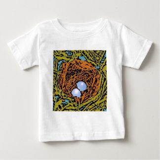 Bird's Nest Baby T-Shirt