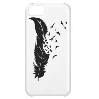 Birds of a feather cover for iPhone 5C