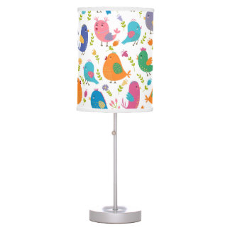 Bird's of a Feather Table Lamps