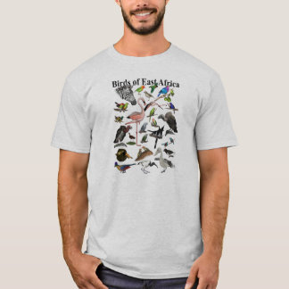Birds of East Africa T-Shirt