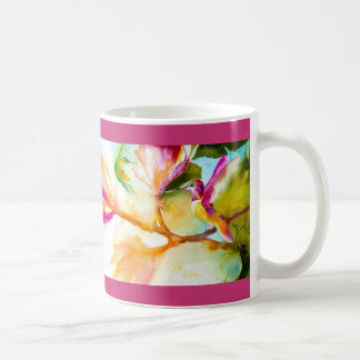 Birds of Paradise Hummingbird Print Coffee Mug