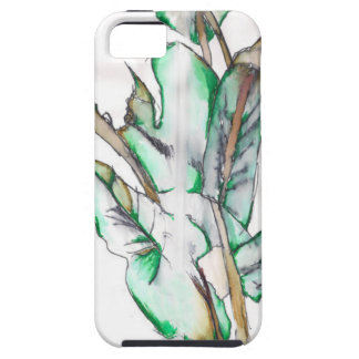 birds_of_paradise_leafs iPhone 5 covers