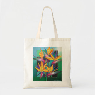 """BIRDS OF PARADISE"" TOTE BAG"
