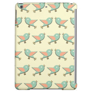Birds pattern case for iPad air