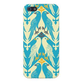 Birds  Pattern - Vintage Victorian Pattern - Girly iPhone 5/5S Case