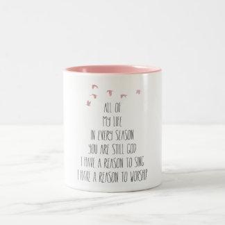 birds season mug
