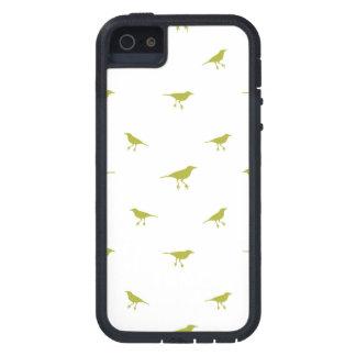 Birds Silhouette Print iPhone 5 Case