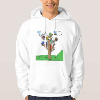 Birds that Flock Together Hoodie