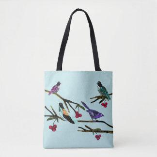 Birdscape Tote Bag