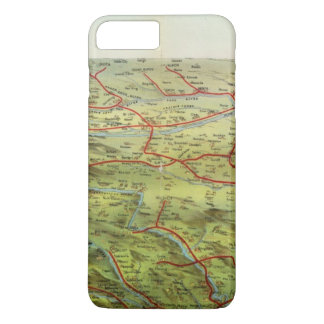 Birdseyes View Great Plains iPhone 7 Plus Case